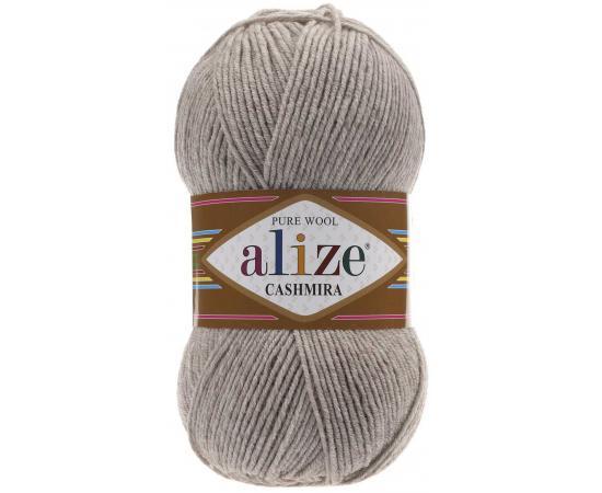 Пряжа ALIZE CASHMIRA 152 беж меланж, Цвет: 152 беж меланж