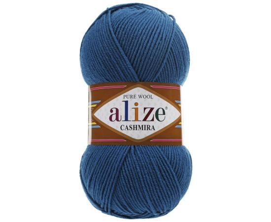 Пряжа ALIZE CASHMIRA 17 петроль, Цвет: 17 петроль