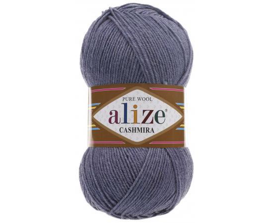 Пряжа ALIZE CASHMIRA 203 джинс меланж, Цвет: 203 джинс меланж