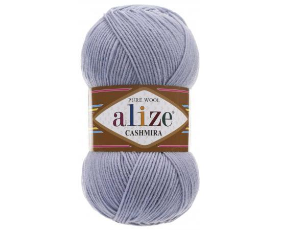 Пряжа ALIZE CASHMIRA 52 светло-серый, Цвет: 52 светло-серый