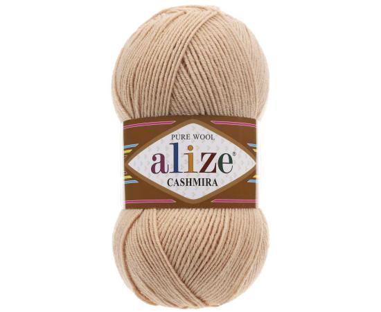 Пряжа ALIZE CASHMIRA 95 верблюжий, Цвет: 95 верблюжий