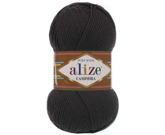 Пряжа ALIZE CASHMIRA 92 коричневый, Цвет: 92 коричневый