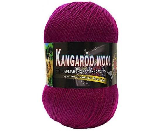 Пряжа COLOR CITY KANGAROO WOOL 2243 мальва, Цвет: 2243 мальва