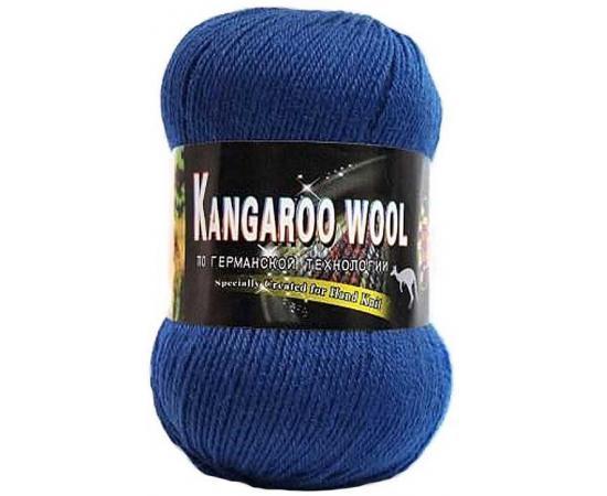 Пряжа COLOR CITY KANGAROO WOOL 2303 джинс, Цвет: 2303 джинс
