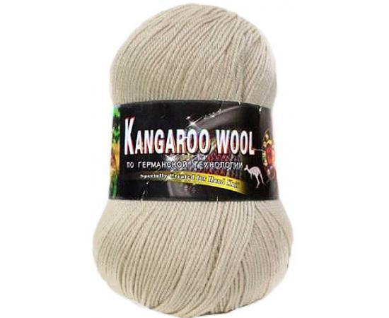 Пряжа COLOR CITY KANGAROO WOOL 2502 суровый, Цвет: 2502 суровый