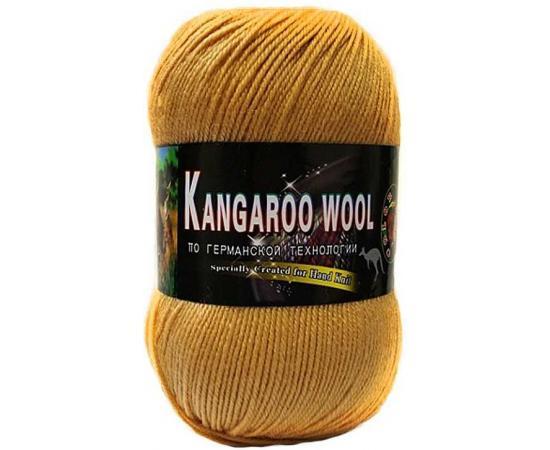 Пряжа COLOR CITY KANGAROO WOOL 2521 песок, Цвет: 2521 песок