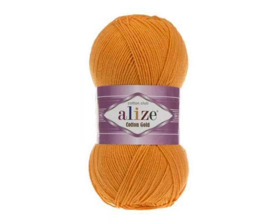 Пряжа ALIZE COTTON GOLD 83 яр.оранжевый, Цвет: 83 яр.оранжевый