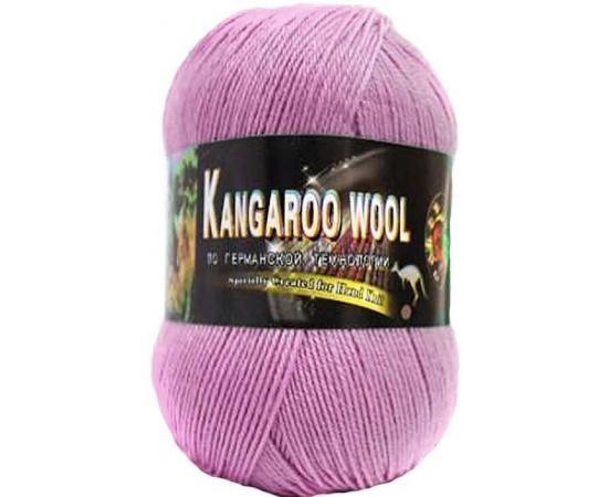 Пряжа COLOR CITY KANGAROO WOOL 926 розовый нежный, Цвет: 926 розовый нежный