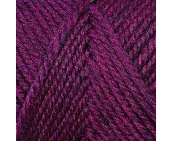 Пряжа COLOR CITY YAK WOOL (ЯК ВУЛ) 9909 лиловый меланж, Цвет: 9909 лиловый меланж