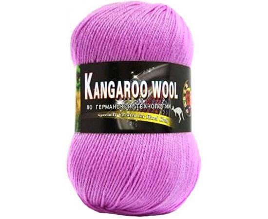 Пряжа COLOR CITY KANGAROO WOOL 925 темно-розовый, Цвет: 925 темно-розовый
