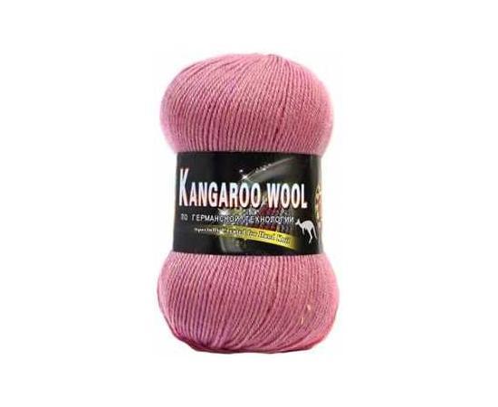 Пряжа COLOR CITY KANGAROO WOOL 2919 гр.розовый, Цвет: 2919 гр.розовый