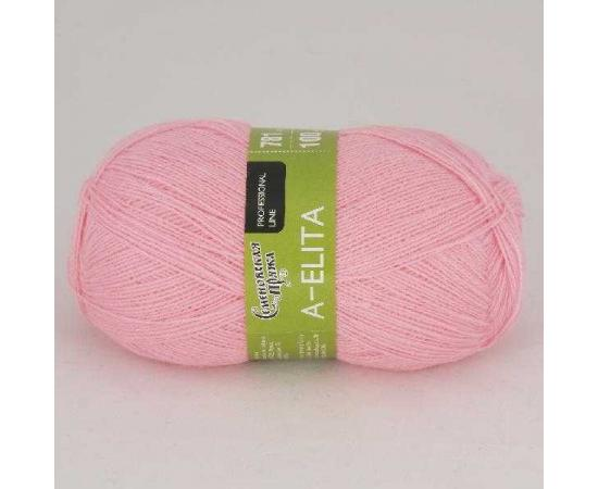 Пряжа Семеновская АЭЛИТА 79 ярк.розовый, Цвет: 79 ярк.розовый