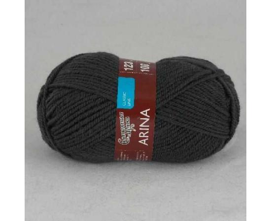 Пряжа Семеновская АРИНА ПШ 951 графит, Цвет: 951 графит