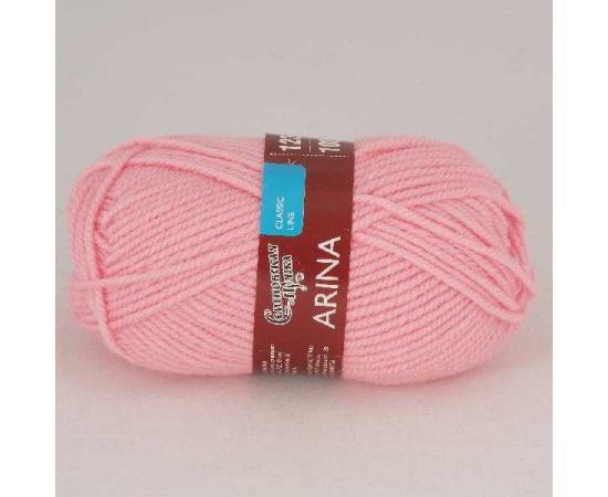 Пряжа Семеновская АРИНА ПШ 79 ярко-розовый, Цвет: 79 ярко-розовый