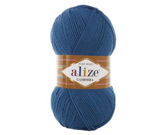 Пряжа ALIZE CASHMIRA 403 петроль, Цвет: 403 петроль