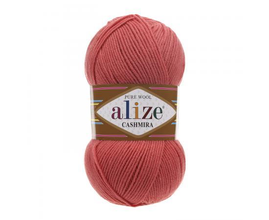 Пряжа ALIZE CASHMIRA 38 коралловый, Цвет: 38 коралловый