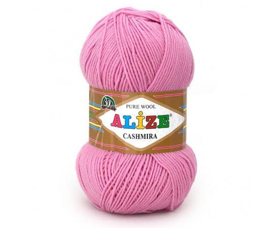 Пряжа ALIZE CASHMIRA 98 розовый, Цвет: 98 розовый