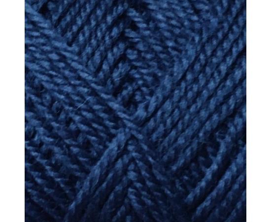 Пряжа COLOR CITY YAK WOOL (ЯК ВУЛ) 201 тем.синий, Цвет: 201 тем.синий