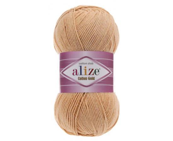 Пряжа Alize Cotton Gold - 446 пыл.пудра, Цвет: 446 пыл.пудра