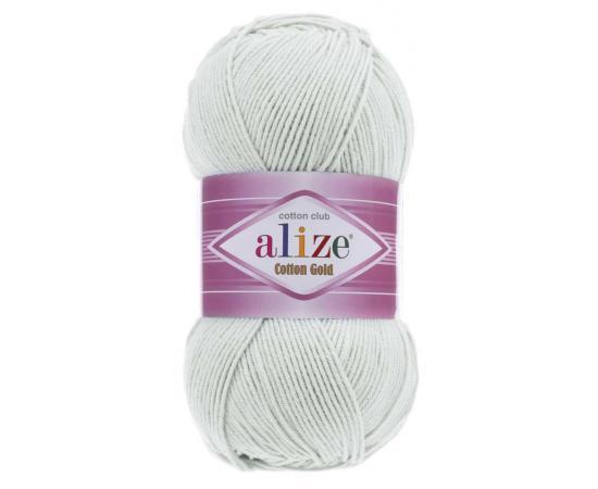 Пряжа Alize Cotton Gold - 533 пепел, Цвет: 533 пепел