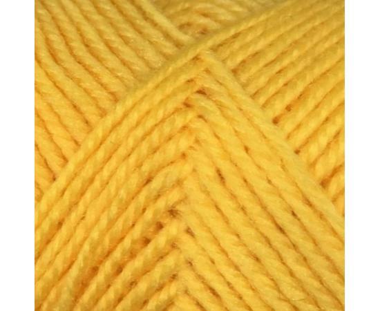 Пряжа Color-City Yak Wool (Як Вул) - 2105 желтый, Цвет: 2105 желтый