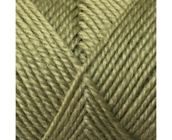 Пряжа Color-City Yak Wool (Як Вул) - 412 оливковый, Цвет: 412 оливковый