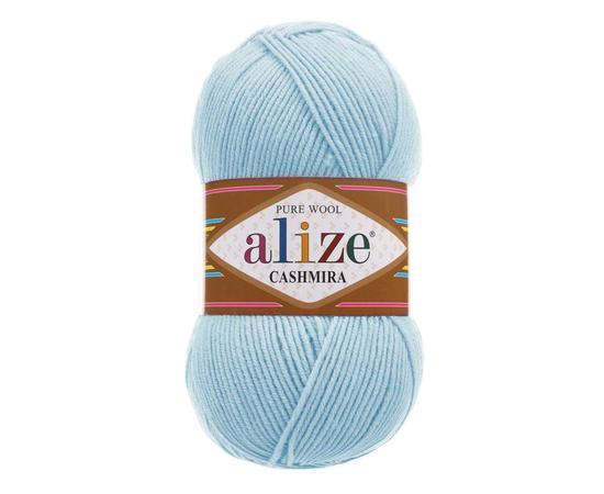 Пряжа Alize Cashmira - 480 неж.голубой, Цвет: 480 неж.голубой