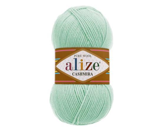 Пряжа Alize Cashmira - 522 мятный, Цвет: 522 мятный