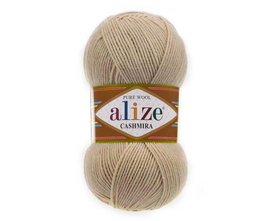 Пряжа Alize Cashmira - 72 бежевый, Цвет: 72 бежевый
