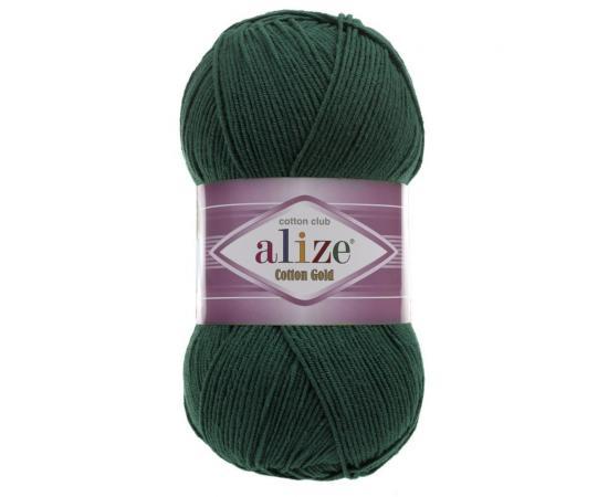 Пряжа Alize Cotton Gold - 426 петроль, Цвет: 426 петроль