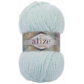 Пряжа Alize Softy Plus - 15 мята, Цвет: 15 мята