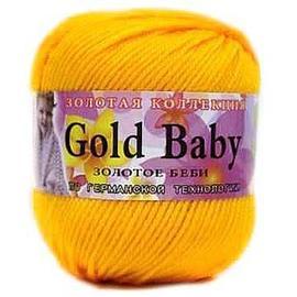 Пряжа Color-City Золотое Беби - 2104 яр.желтый, Цвет: 2104 яр.желтый