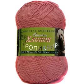 Пряжа Color-City Тропикана - 119 розовый, Цвет: 119 розовый