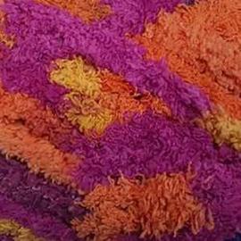 Пряжа Color-City King (Кинг) - 10 фуксия/оранж/желт/синий, Цвет: 10 фуксия/оранж/желт/синий