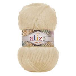 Пряжа Alize Softy Plus - 310 мёд, Цвет: 310 мёд