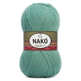 Пряжа Nako Nakolen 5 - 2271 изумруд, Цвет: 2271 изумруд