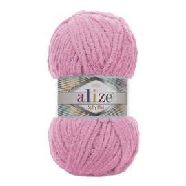 Пряжа Alize Softy Plus - 185 розовый, Цвет: 185 розовый
