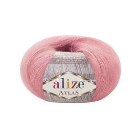 Пряжа Alize Atlas - 246 розовый, Цвет: 246 розовый