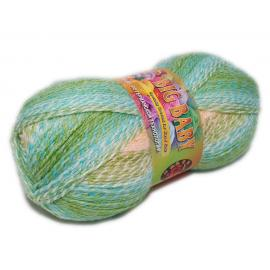 Пряжа Color-City Big Baby - 857 меланж, Цвет: 857 меланж