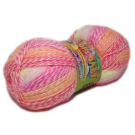 Пряжа Color-City Big Baby - 858 меланж, Цвет: 858 меланж