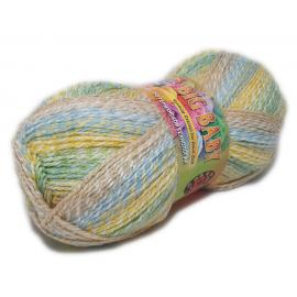 Пряжа Color-City Big Baby - 861 меланж, Цвет: 861 меланж