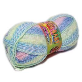 Пряжа Color-City Big Baby - 862 меланж, Цвет: 862 меланж