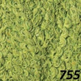 Пряжа Yarnart Curly Macrame - 755 салат, Цвет: 755 салат