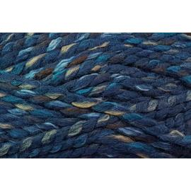 Пряжа Nako Spaghetti Effect - 75713 джинсовый меланж, Цвет: 75713 джинсовый меланж
