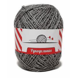 Пряжа Мастерица (Крученая) - 20 серый, Цвет: 20 серый