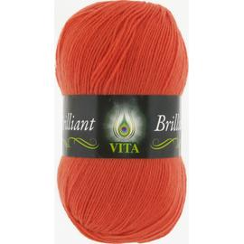 Пряжа Vita Brilliant - 5122 гренадин, Цвет: 5122 гренадин