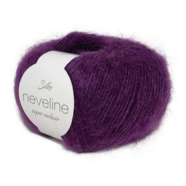 Пряжа Silke Neveline - 64 фиолетовый, Цвет: 64 фиолетовый